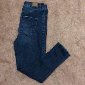 American Eagle Curvy Jeans